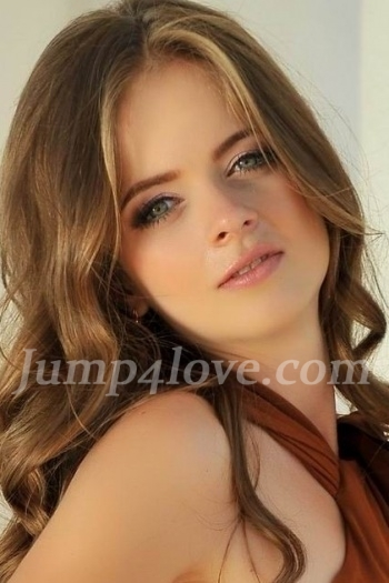 Ukrainian girl Oksana,22 years old with green eyes and light brown hair. Oksana