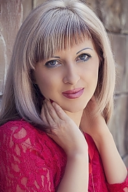 Ukrainian girl Ekaterina,32 years old with blue eyes and blonde hair.