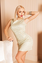 Ukrainian girl Ekaterina,26 years old with brown eyes and blonde hair.