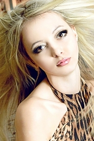 Ukrainian girl Lolita,20 years old with brown eyes and blonde hair.