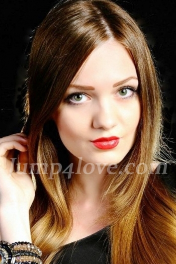 Ukrainian girl Maria,22 years old with green eyes and light brown hair. Maria