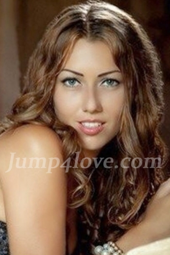Ukrainian girl Alesya,24 years old with green eyes and light brown hair.