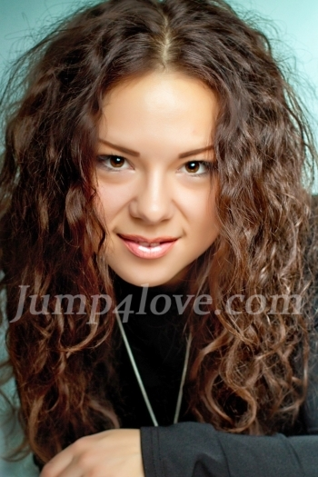 girl Oksana, years old with  eyes and  hair. Oksana