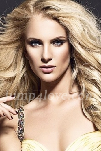 Ukrainian girl Alina,25 years old with green eyes and blonde hair. Alina