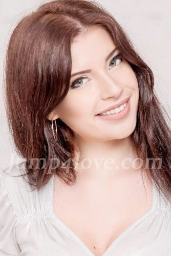 Ukrainian girl Aliona,21 years old with green eyes and dark brown hair. Aliona