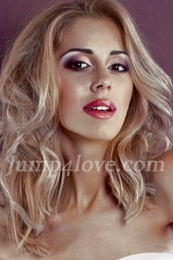 Ukrainian girl Margarita,22 years old with brown eyes and blonde hair. Margarita