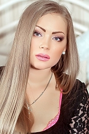 Ukrainian girl Maria,21 years old with green eyes and light brown hair.