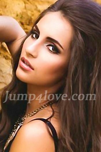 Ukrainian girl Daria,28 years old with green eyes and dark brown hair. Daria