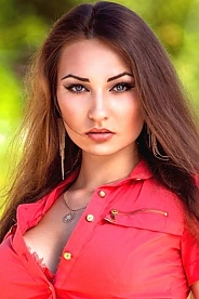 Ukrainian girl Victoria,18 years old with blue eyes and light brown hair.