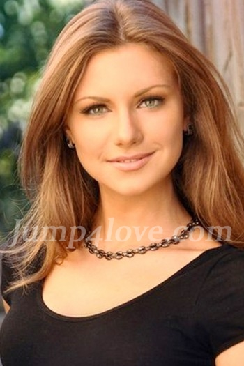 Ukrainian girl Daria,20 years old with blue eyes and light brown hair. Daria