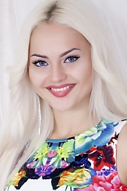 Ukrainian girl Liliya,19 years old with blue eyes and blonde hair.