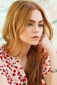 Ukrainian girl Yana,19 years old with green eyes and light brown hair.